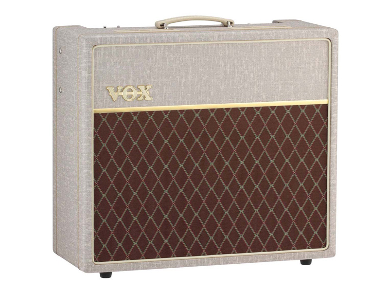 VOX AC15 Hand-Wired 吉他箱头