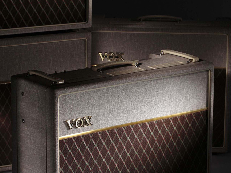 VOX AC30 Hand-Wired 吉他箱头