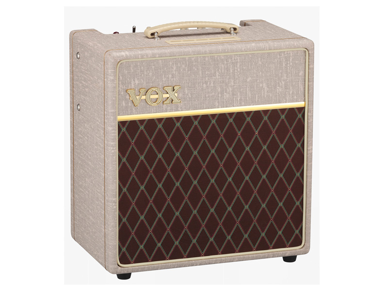 VOX AC4 Hand-Wired 吉他箱头
