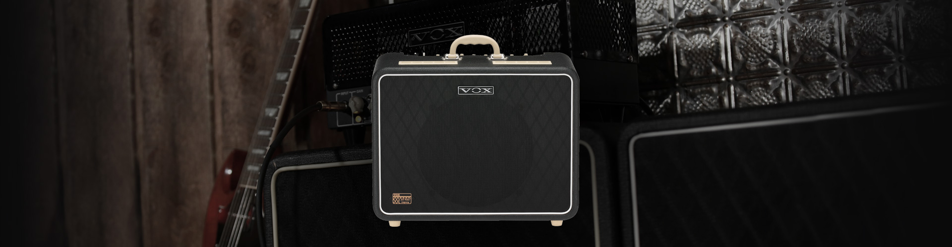 VOX Night Train NT15C1 Combo 全电子管吉他音箱 15W