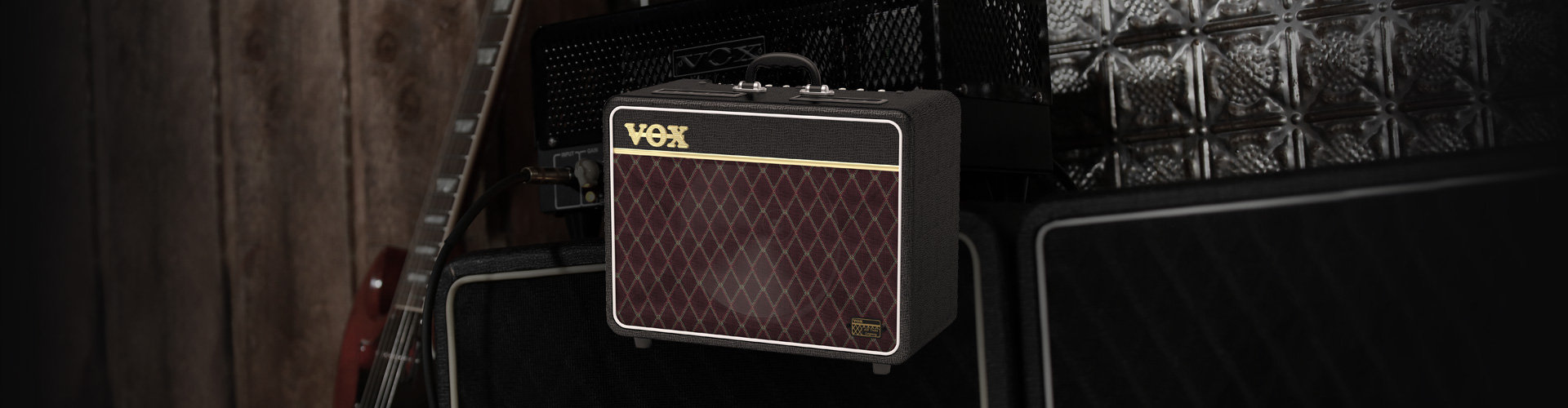 VOX Night Train NT15C1-CL 全电子管吉他音箱 15W